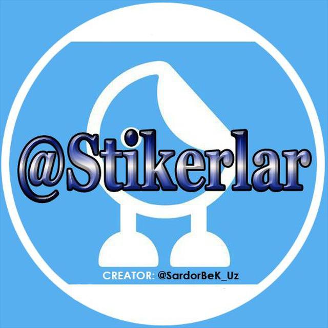 Telegram uchun stikerlar uzbekcha